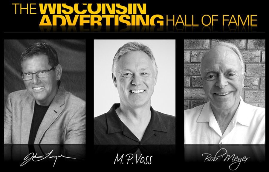 RT @SarahAnneSchmid: Congrats to our MVP, MPV for being inducted into the Wis Ad HOF 🙌🏻 @bvkHQ #MKE99 https://t.co/88CWH6vnRf