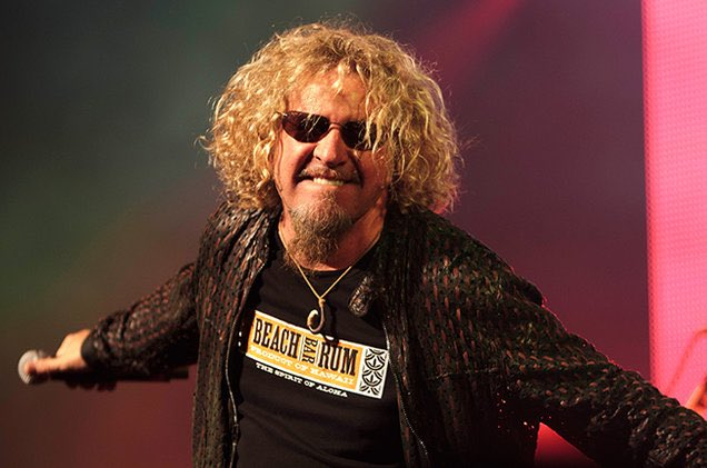"""Happy Birthday, Sammy Hagar!\"""