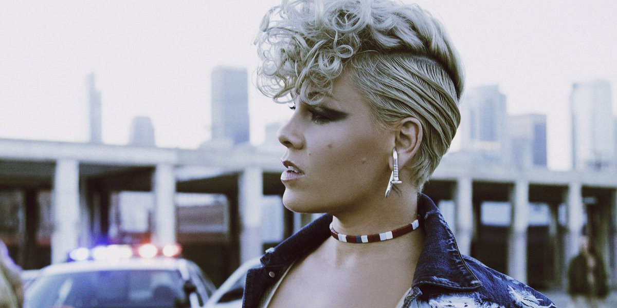 Review: Pink channels 'Beautiful Trauma' into candid, mature new album