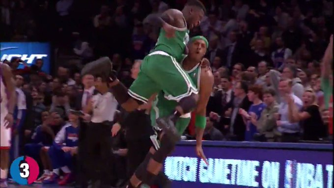 The 34 BEST plays from A look back at some classic Paul Pierce moments! Happy birthday,