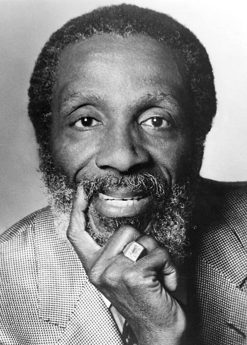 Happy Birthday Dick Gregory