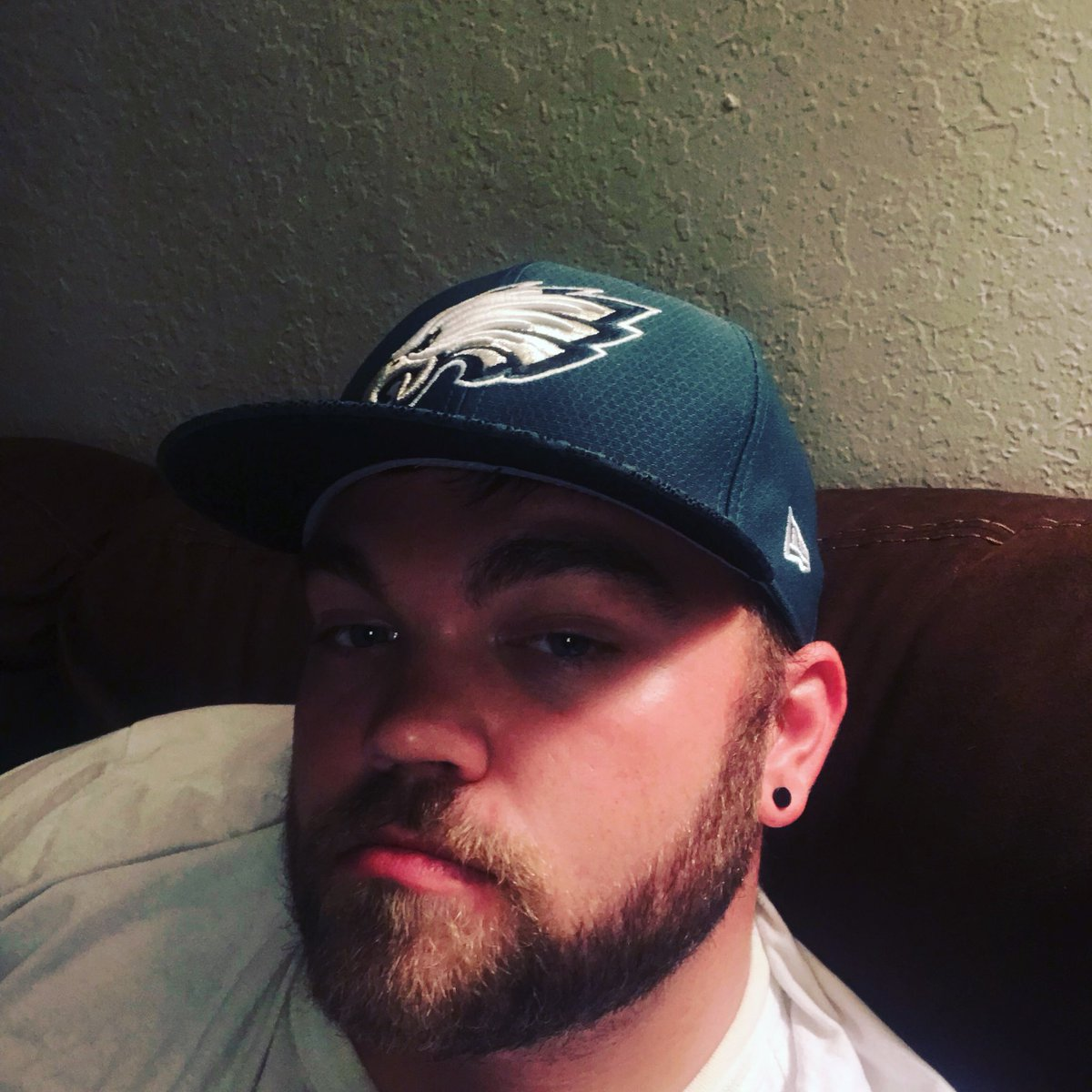 New hat for #TNF #PHIvsCAR #FlyEagelsFly #BeastintheEast https://t.co/IO2ObvB4AN