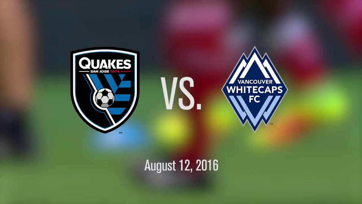 RT @SJEarthquakes: We did it last time in Vancouver. Why can't we do it again?   #ForwardAsOne | #VANvSJ https://t.co/2MHimOUX9Y