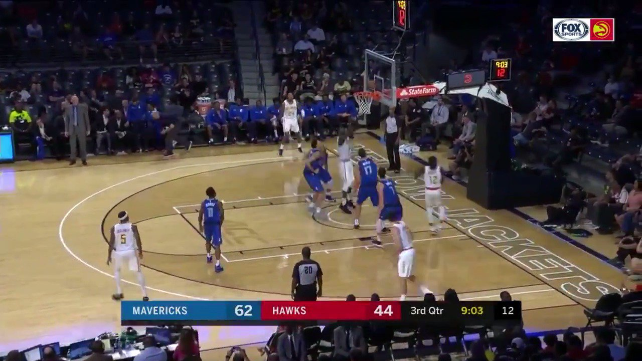 Dedmon jam ��  ��: @NBATV https://t.co/fyW3PPUQeg