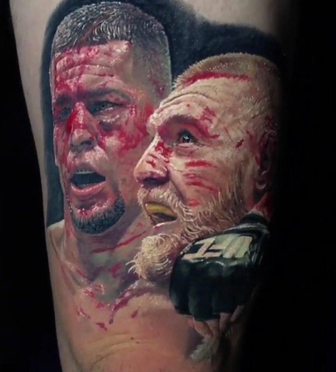 Nate tattoo artist
