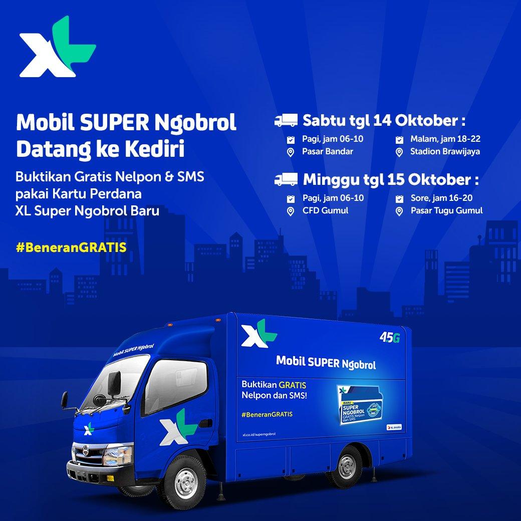 Kartu Perdana Xl Super Ngobrol Daftar Harga Terkini Dan Terlengkap  Gratis Nelpon Sms Toko Terbaik Indonesia