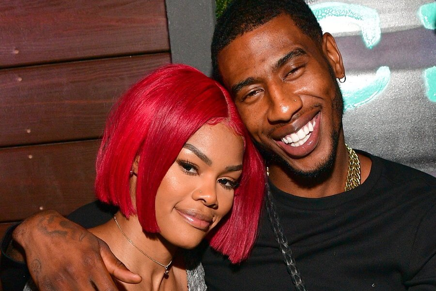 RT @L1LBANG: Check out the TEYANATAYLOR-directed visuals for imanshumpert's 'Seductive': https://t.co/ZOSJysrRj5 https://t.co/MyqwwI1QEG