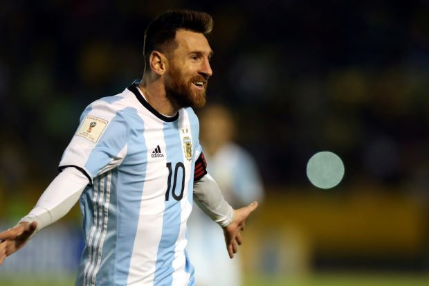 Magical Messi sees Argentina through to World Cup finals