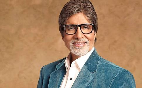 Happy birthday to the great Amitabh Bachchan