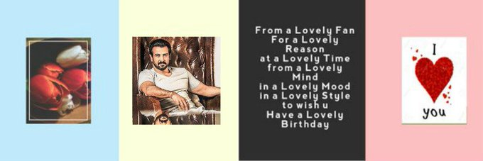 Happy Birthday dear Ronit Roy. Lots & Lots of of Luv