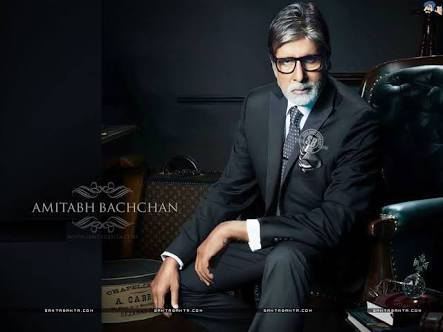 Happy Birthday amitabh bachchan  75 year I love you big bi