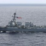 Exclusive: U.S. warship sails near islands Beijing claims in South China Sea - U.S. officials