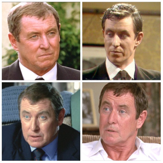 John Nettles is 74 today, Happy Birthday John