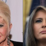 Ivana vs Melania: First wife is 'self-serving' -- First Lady