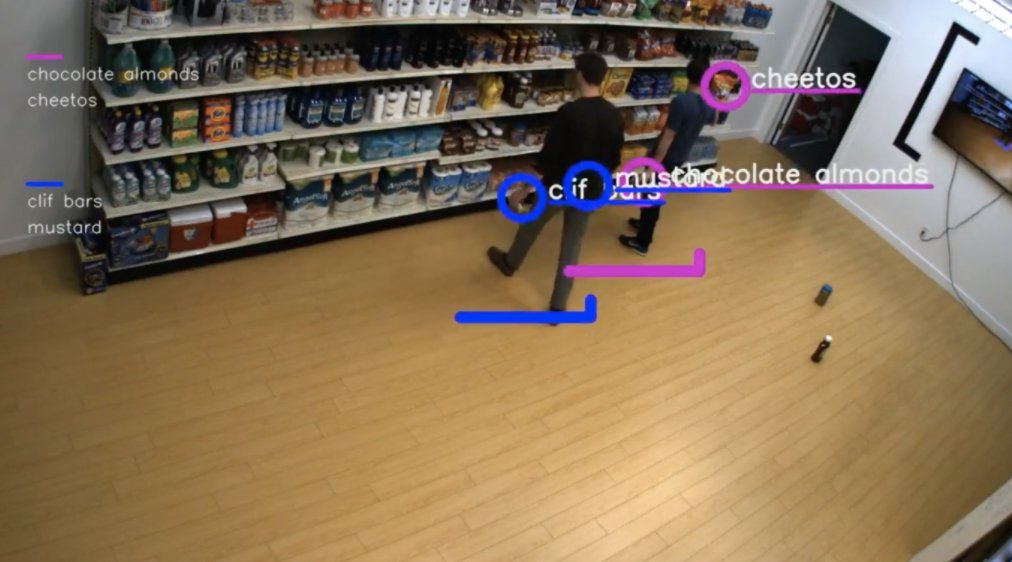 Standard Cognition gets $5M to build a machine vision-powered checkout https://t.co/b3tz5R6ET8 https://t.co/PInXmayoFO