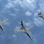 US, South Korea and Japan fly bombers over Korean Peninsula as Trump discusses options