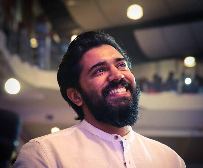 Happy Birthday to the young & energetic hero of South indian cinema Nivin Pauly