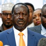 Kenyan opposition leader leaves presidential race, but vote will go ahead