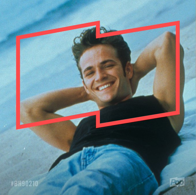 9021-Oh, yeah! Happy Birthday, Luke Perry!