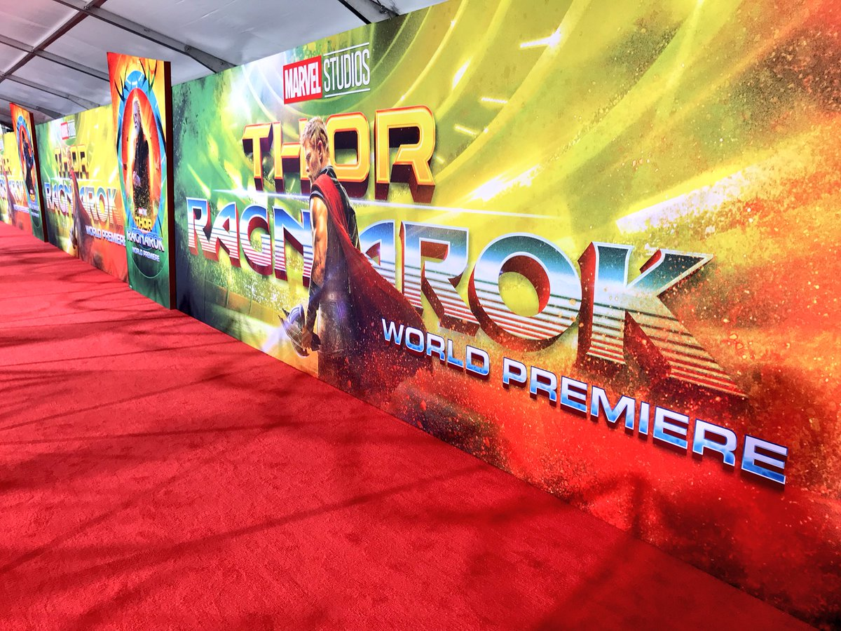 "test Twitter Media - RT @MarvelStudios ""Are you ready?  #ThorRagnarokPremiere"" https://t.co/2uETmFXOh3"