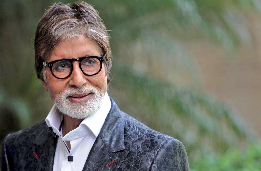 Tum jio hajaro saal ye meri aarju Happy birthday to u   To U Happy birthday to mr.Amitabh Bachchan