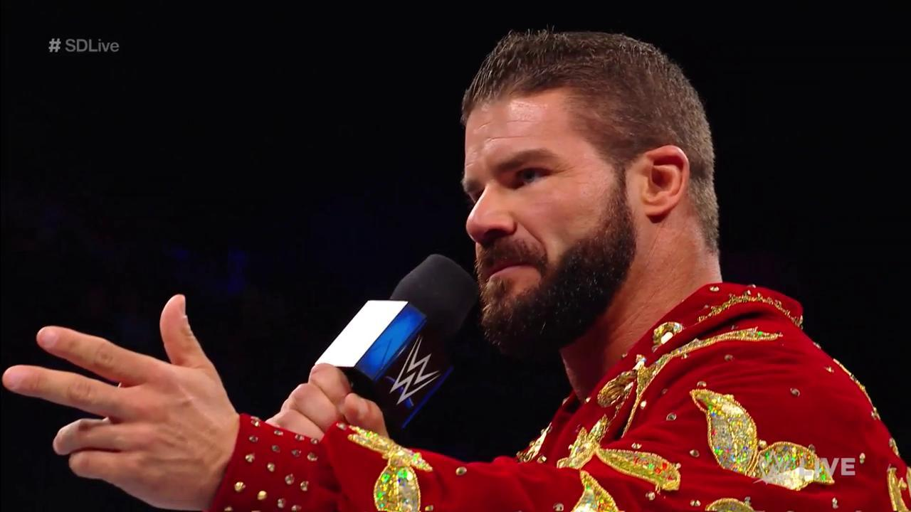 'If you want your rematch, you got it!' - @REALBobbyRoode to @HEELZiggler #SDLive https://t.co/kYxO30EUq6