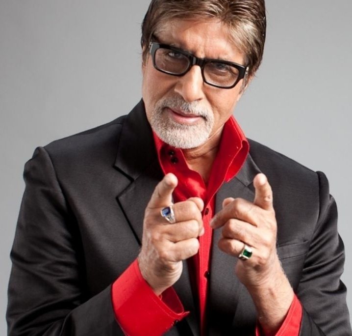 Happy Birthday Mr. Amitabh Bachchan Sarkar of Indian Cinema