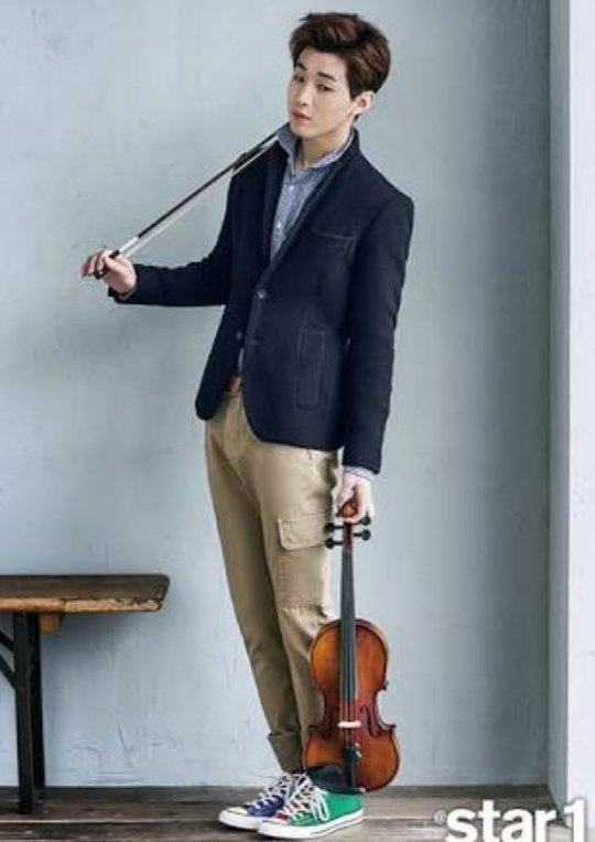 Happy BIRTHDAY  Henry Lau Always good health..and more blessing to come