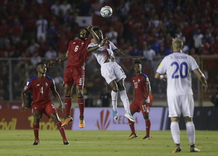 Panamá gana 2-1 a Costa Rica y va a su primer Mundial