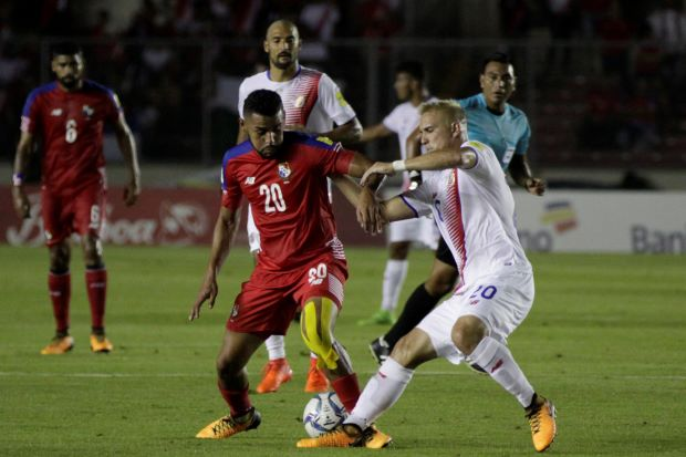 Panama reach World Cup, Honduras in playoff, U.S. out