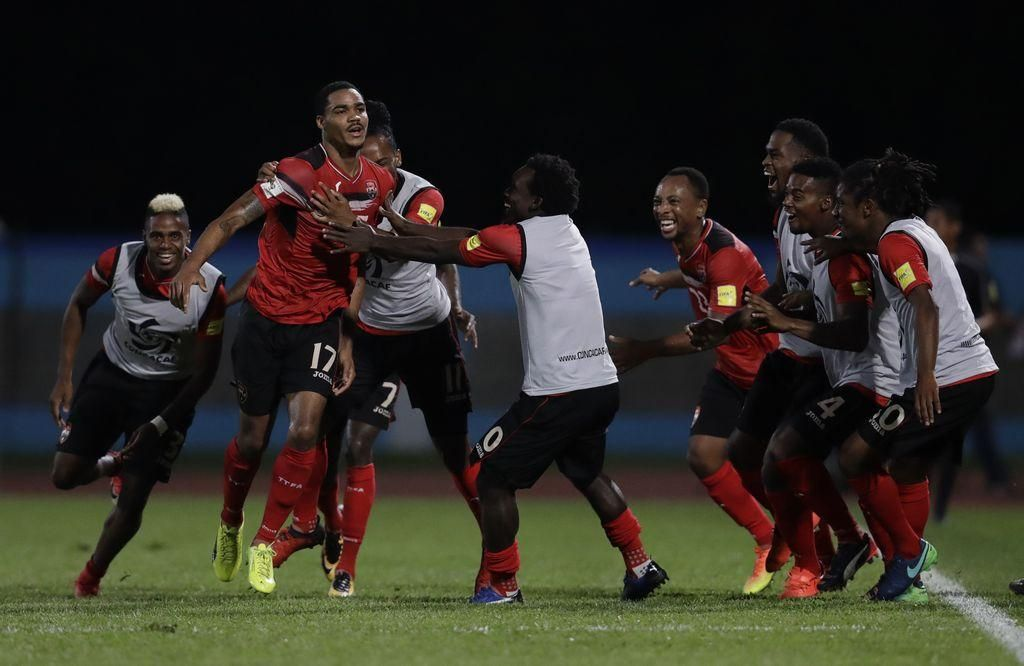 U.S. out of World Cup contention with 2-1 loss at Trinidad