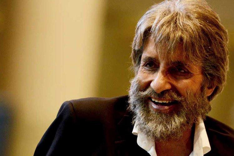 Happy birthday Amitabh Bachchan sir.