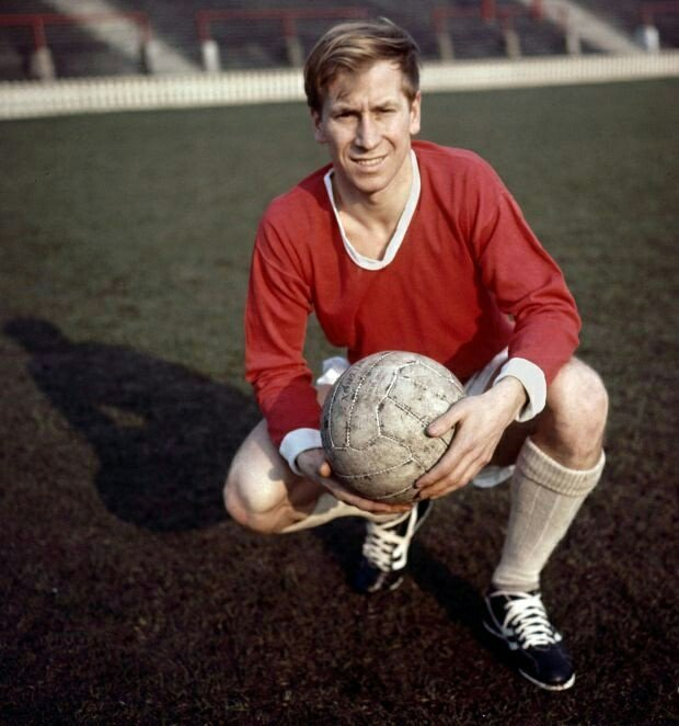 Happy Birthday to the living legend who is Manchester United  Sir Bobby Charlton