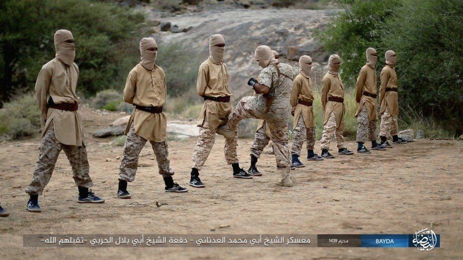 ISIS prepares to take over Yemen with intense jihadi crotch-shots
