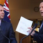 'Well, climate change is real': Josh Frydenberg reminds Tony Abbott he signed Paris deal