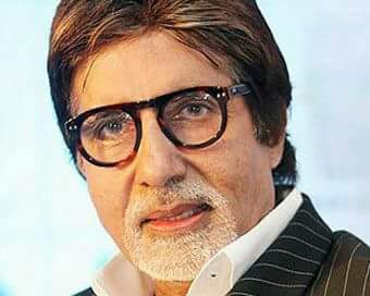 Happy Birthday Amitabh Bachchan, The Mahanayak Of Indian Cinema. Wish You Good Health. Happy birthday too 75 years