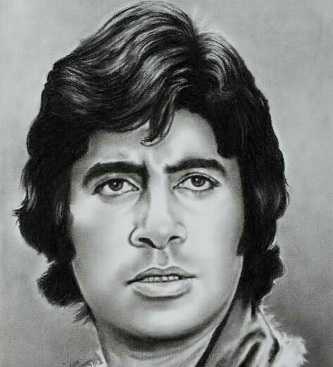 Happy birthday Amitabh Bachchan sir.....