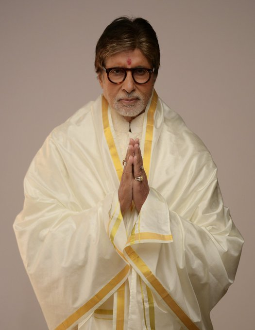 Happy Birthday Diamond of Bollywood. Amitabh Bachchan