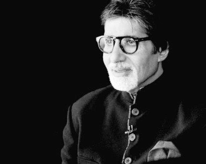 Happy birthday Legend Sir Amitabh Bachchan ji....