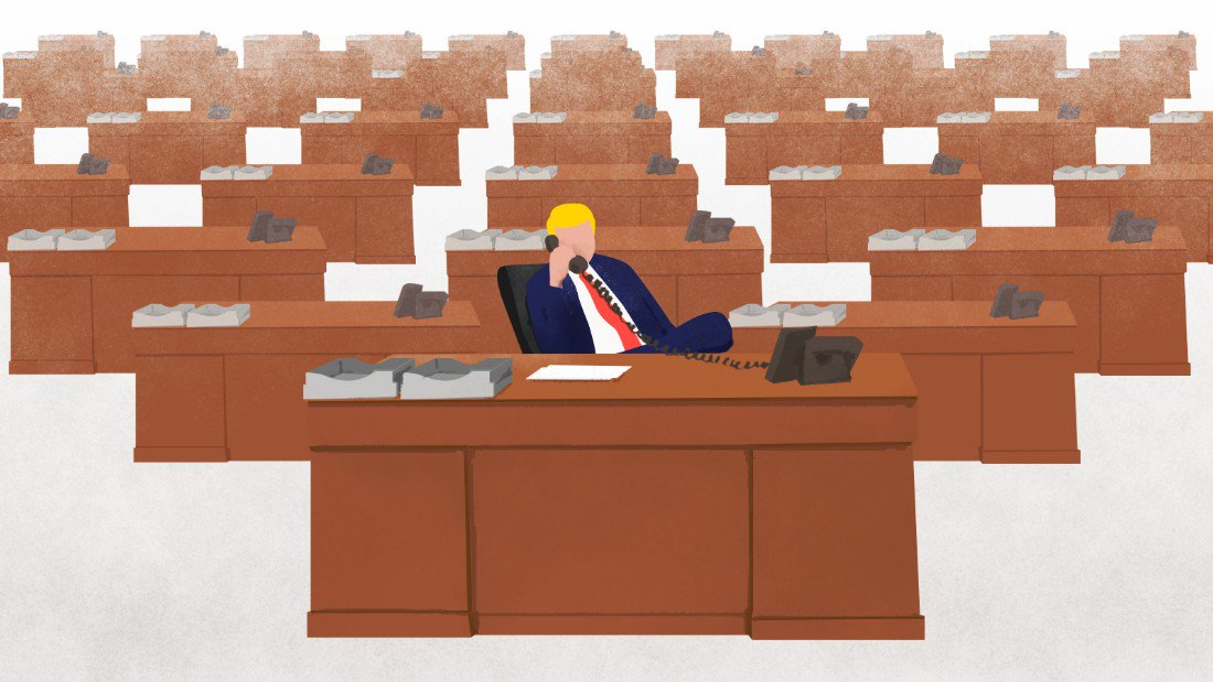 Why President Trump's vacancies are here to stay