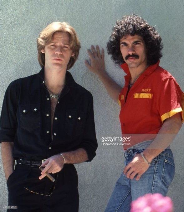 Happy Birthday to Daryl Hall(left) who turns 71 today!