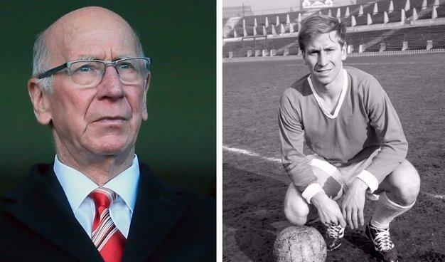 Ashington born Sir Bobby Charlton turns 80. Happy Birthday!