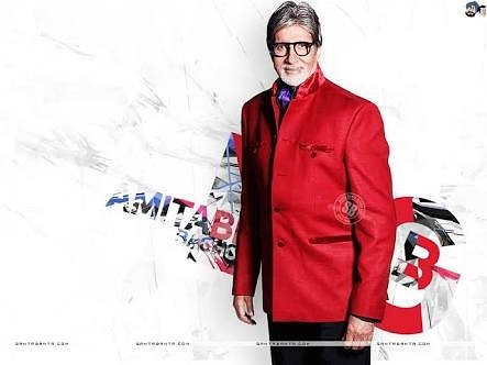 Happy Birthday Big B Amitabh Bachchan