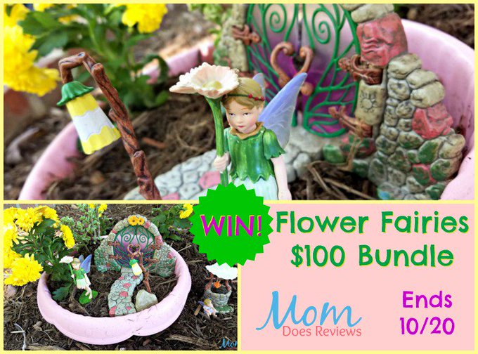 Flower Fairies $100 Bundle GA-1-US-Ends 10/20