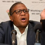 Mbalula's Dubai trip was paid for from 'family financial resources'