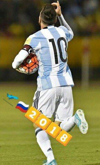 #Messi