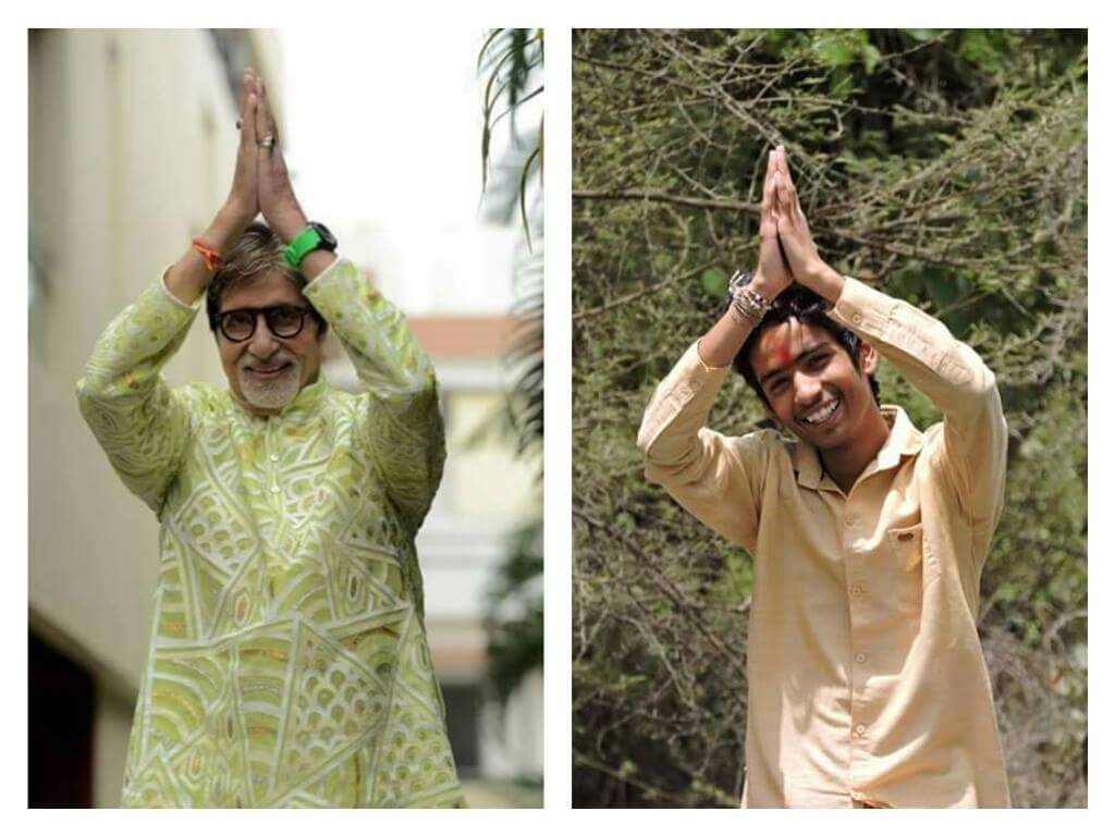 Shri Amitabh Bachchan Sir a very Happy Birthday