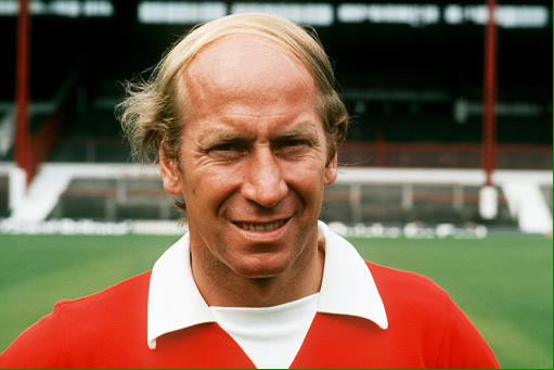 A REMINDER:  Happy Birthday Sir Bobby Charlton. World Cup Ballon d\Or 249 Man United goals 49 England goals