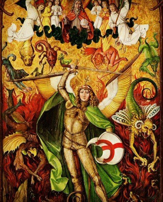 I am an angel from hell #ZeTrinity https://t.co/0TMf5a4Sdg