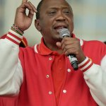 Kenya president accuses Odinga of wasting money
